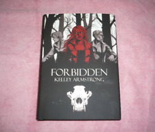 FORBIDDEN Kelley Armstrong.  Signed #d HC.  1st Printing.  Subterranean Press.
