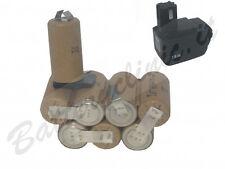 Batteria per trapano Hilti SF100A 9.6 V Ni-Cd 2000 mAh. kit AUTO INSTALLAZIONE