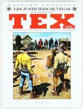BD prix réduit Tex Les Justiciers de Vegas