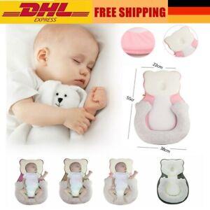 Ryoizen Baby Kissen Babykissen gegen plattkopf 1# Babykissen gegen Baby-Kissen Klein Babykissen Orthop/ädisches 0-12 Monate
