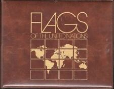 1982 Flags Of The United Nations Complete Collection of Four Mint Sheetlets - in