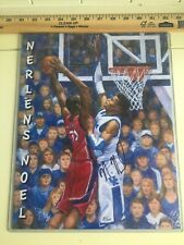 Kentucky Wildcats Basketball Autumn In The Bluegrass State Poster 1987 Print