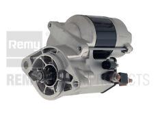 Starter Motor-DOHC Remy 17758 Reman