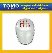 Genuine Ford Focus RS/ST gear knob Insert Bouchon, 6 vitesses speed 1673222