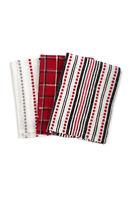 MacKenzie-Childs Marylebone Plaid Dish Towels - Set of 3
