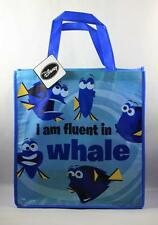 Disney Pixar Finding Dory Plastic Tote Beach School Gift Bag NWT