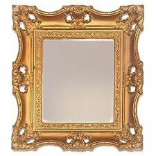 Vintage Hollywood Regency Syroco Burwood Ornate Gold Mirror