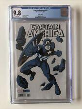 Captain America #28 CGC 9.8 - Michael Cho variant