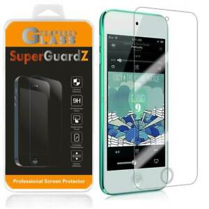 SuperGuardZ Tempered Glass Screen Protector Guard For Apple iPod Touch 7 6 5