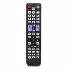 NUOVO Sostituzione Telecomando Per Tv Samsung ue46d7000luxxu ue46d8000yu