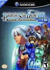 Phantasy Star Online 3 Card Rev. NGC New GameCube