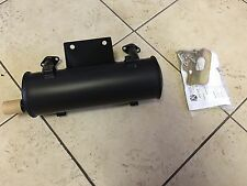 Genuine Exmark Part, Kohler Muffler Kit X, -600,000, 103-7480