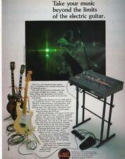 1979 VINTAGE AD ARP Avatar Guitar M. Rutherford Genesis