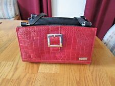 Classic Miche Black Bag with 1 Shell (Red)  417