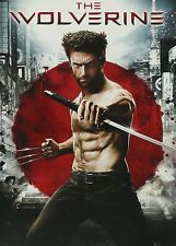 THE WOLVERINE HUGH JACKMAN RITA FUKUSHIMA MARVEL WIDESCREEN NEW SEALED 2013