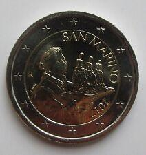 San Marino 2 euro 2017 (UNC)