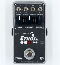 Ethos TWE-1 Overdrive Guitar Pedal by Custom Tones, LLC