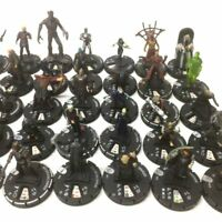Random Lot 10pcs WIZKIDS Marvel Miniatures Game Figures Different Toy - no cards