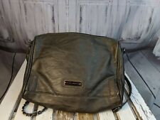 Steve Madden purse handbag bag tote crossbody travel gray tablet