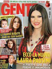 Gente 2015 49.Laura Pausini,Natalia Titova,Emma Marrone,Dino Zoff,Mark Hamill