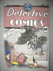 Marvel/DC: DETECTIVE COMICS #27 COVER T-Shirt (L) - Used