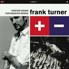 FRANK TURNER - POSITIVE SONGS FOR NEGATIVE PEOPLE NEW CD