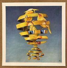 Super A Stefan Thelen Birds Trapped Series Tweety Street Art Print Poster LTD