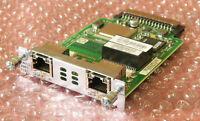 Cisco VWIC3-2MFT-T1/E1 - Multiflex Trunk Voice & WAN Expansion Card 73-13420-01