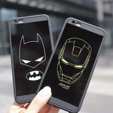 Iron Man Mirror SurfaceIphone 7 Plus Ruber Case Perfect Fitting Instant Shippin