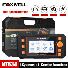 Auto OBD2 Scanner SRS TPS ABS EPB Oil DPF Reset Injector Coding Diagnostic Tool