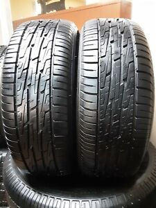 Set of 2 235/60/16 Kelly Charger GT 8/32nds high tread
