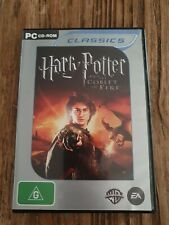 PC Game - HARRY POTTER and the Goblet of Fire PC CD ROM