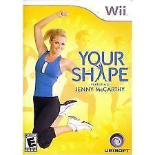 Your Shape - Nintendo Wii