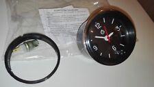 Luch Quartz Car Dashboard Clock Round Retro LADA Restoration old new school 12V