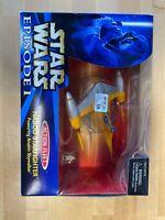 STAR WARS ACTION FLEET MICRO MACHINES Episode 1 Naboo Starfighter Anakin NIB