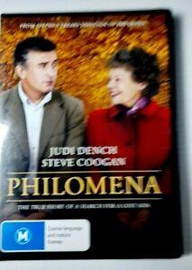 Philomena (DVD, 2014)-Sealed-Region 4