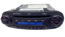 VW VOLKSWAGEN Beetle BUG MONSOON AM FM Radio MP3 CD Player OEM with THEFT CODE
