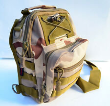 Acid Tactical® MOLLE First Aid kit Carry Pack Medic Utility Bag B4 (Desert)