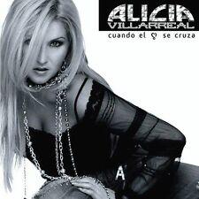 Cuando El Corazón Se Cruza by Alicia Villarreal (CD, Mar-2004, Universal...