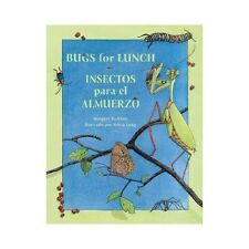Bugs for Lunch/Insectos para el almuerzo by Facklam, Margery, Good Book