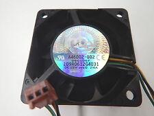 INTEL SANYO DENKI A46002-002 109R0612G4031 Lüfter Cooler Fan +++ 12V / 0,24A +++