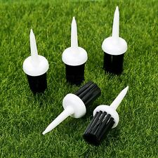 50pcs Nylon Brush Style Golf Tee Driver 57mm Accessories Practice Training Aids