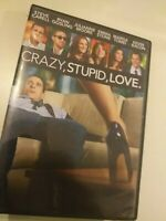 Dvd CRAZY ,STUPID ,LOVE .  ☆☆CON STEVE CARREL
