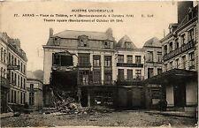 CPA Militaire, Arras - Place du Theatre (277431)