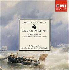 Vaughan Williams: Riders to the Sea; Epithalamion; Merciless Beauty CD, Dec-199