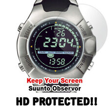 Suunto Observer HD Clear Crystal Screen Protection set of 2