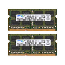 For Samsung 8GB 2x 4GB DDR3 1333MHz PC3-10600S For Lenovo For Dell For HP Memory