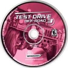 Test Drive Off-Road 3 (PC-CD, 1999) for Windows 95/98 - New CD in SLEEVE