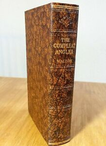 THE COMPLEAT ANGLER - Odhams Press Limited c1930s