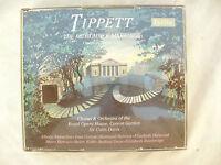 DOUBLE CD MICHAEL TIPPETT THE MIDSUMMER MARRIAGE SIR COLIN DAVIS